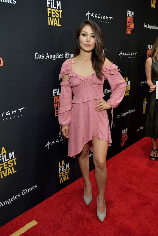 Chasty Ballesteros At 2018 LAFF Blumhouse in Beverly Hills