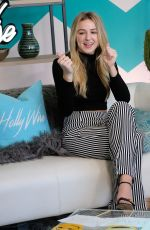 Chloe Lukasiak At Hollywire in Los Angeles