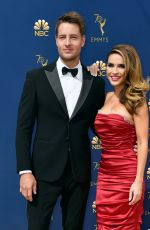 Chrishell Stause Hartley At 70th Emmy Awards in Los Angeles