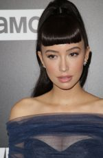 Christian Serratos At The Walking Dead Season 9 Special Screening Event in Los Angeles
