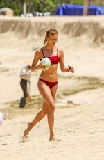 Clair Wuestenberg In bikini at the beach in Bali
