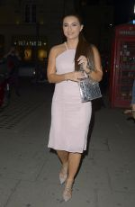 Dani Dyer At Tape Nightclub in London