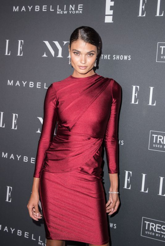Daniela Braga At E! Entertainment, Elle and IMG Kick Off Party in New York City