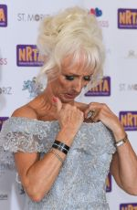 Debbie McGee At National Reality TV Awards in London