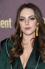 Elizabeth Gillies At 2018 Pre-Emmy Party hosted by Entertainment Weekly and L