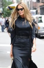 Elle MacPherson Out and about in New York