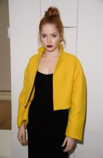 Ellie Bamber At Jasper Conran Fashion Show at LFW in London