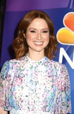 Ellie Kemper At NBC Fall Junket at the Four Seasons Hotel in New York