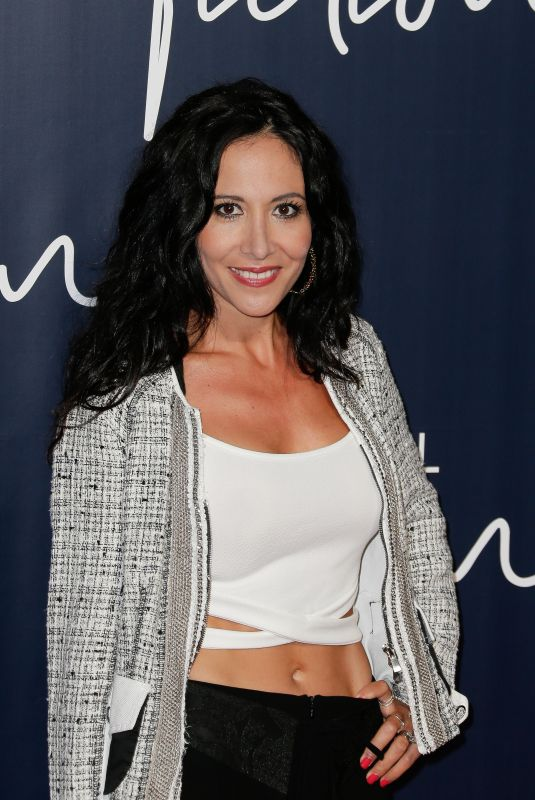 Fabienne Carat At Opening ceremony of the 20th Festival of TV fiction in La Rochelle