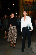 Frankie Bridge Leaving Heathers the Musical at press night & afterparty in London