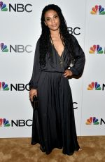 Freema Agyeman At NBC and The Cinema Society Host a Party for The Cast of NBC