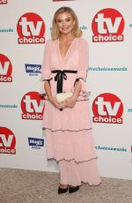 Georgia Toffolo At The TV Choice Awards, Dorchester Hotel, London, UK