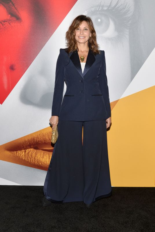 "Gina Gershon At ""Simple Favor"" World Premiere at the MoMA in New York"