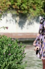 Gugu Mbatha-Raw At the 75th Venice Film Festival in Venice, Italy