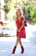 Hayden Panetierre Heading to the market in Los Angeles