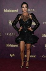 Jackie Cruz At 2018 Pre-Emmy Party hosted by Entertainment Weekly and L