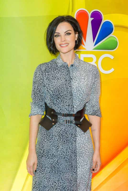 Jaimie Alexander At NBC Fall Junket at the Four Seasons Hotel in New York
