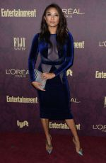 Jeannie Mai At 2018 Pre-Emmy Party hosted by Entertainment Weekly and L