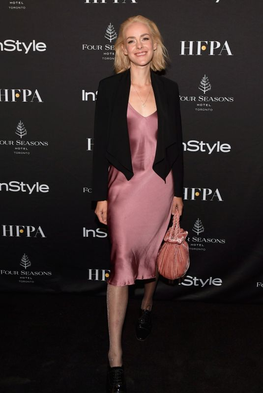 Jena Malone At HFPA and InStyle Party At 2018 Toronto International Film Festival