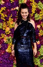 """Jessica Henwick At """"Crazy Rich Asians"""" Premiere in London"""