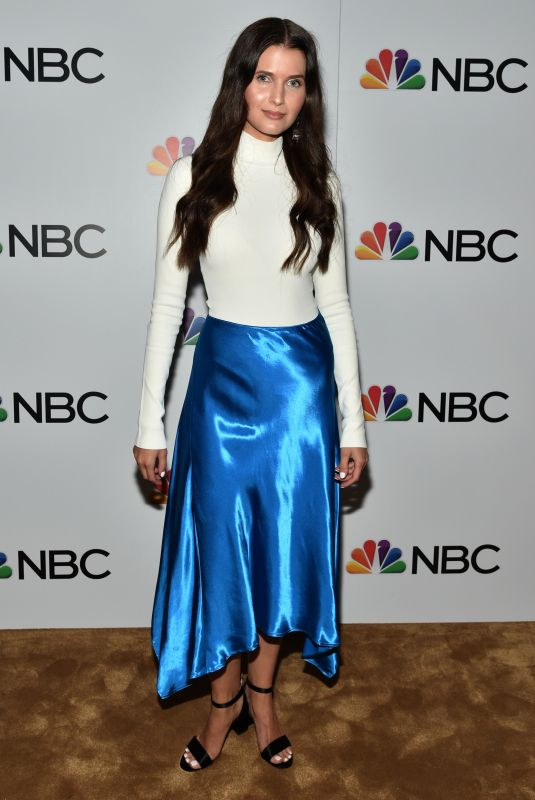 Jessica Markowski At NBC and The Cinema Society Host a Party for The Cast of NBC