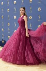 Joey King At 70th Emmy Awards at Microsoft Theater in Los Angeles