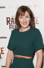 Kacey Ainsworth At Raindance Film Festival Opening Night Gala at Vue West End in London