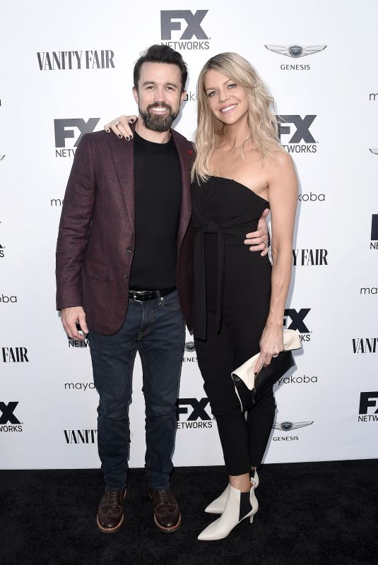 Kaitlin Olson At Vanity Fair and FX Networks Emmys Party, Los Angeles