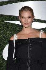 Karlie Kloss Attends the 2018 US Open Tennis Tournament in New York