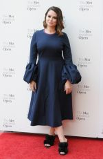 Katie Lowes At Metropolitan Opera Opening Night Gala, New York