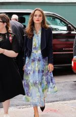 Keira Knightley Arriving at