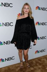Kelli Garner At NBC and The Cinema Society Host a Party for The Cast of NBC