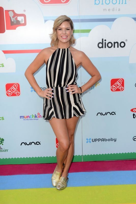 Kim Caldwell At 7th Annual Celebrity Baby2Baby Benefit, Los Angeles