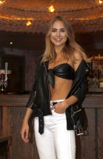 Kimberley Garner At 100 Wardour street, UK