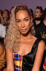 Leona Lewis At Versace show, Front Row, Spring Summer 2019, Milan Fashion Week, Italy