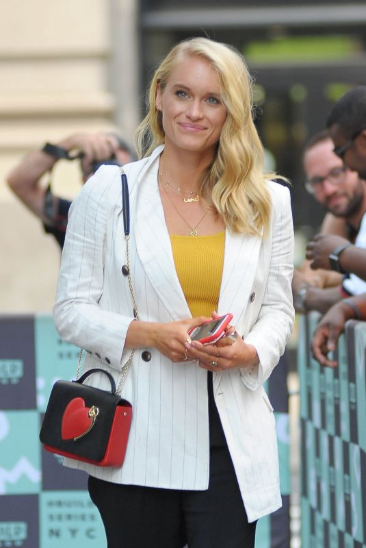 Leven Rambin Visits BUILD Series in New York