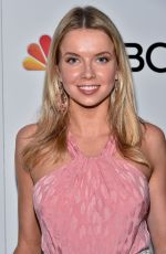 Lindsay Ellingson At NBC and The Cinema Society Host a Party for The Cast of NBC