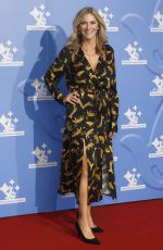 Lisa Faulkner At The National Lottery Awards in London