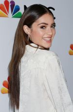 Luna Blaise At NBC and The Cinema Society Host a Party for The Cast of NBC