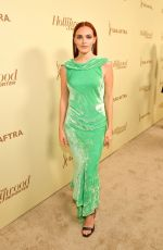 Madeline Brewer At The Hollywood Reporter & SAG-AFTRA 2nd annual Emmy Nominees Night on September 14, 2018 in Beverly Hills
