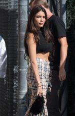 Madison Beer Outside