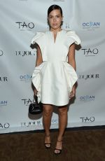 Mandy Moore At DuJour Fall issue cover party in NYC
