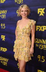 Mary Elizabeth Ellis At FXX