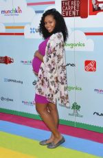 Mishael Morgan At 7th Annual Celebrity Baby2Baby Benefit, Los Angeles