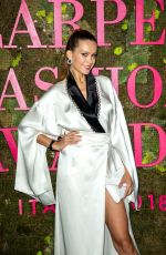 Petra Nemcova At Green Carpet Fashion Awards Italia, Spring Summer 2019, Milan Fashion Week, Italy