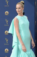 Poppy Delevingne At 70th Emmy Awards at Microsoft Theater in Los Angeles