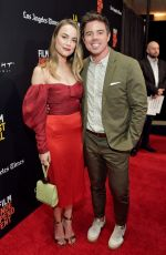 Rebecca Rittenhouse At 2018 LAFF Blumhouse in Beverly Hills