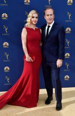 Rhea Seehorn At 70th Emmy Awards in Los Angeles