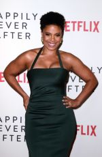 Sanaa Lathan At Nappily Ever After Special Screening at the Harmony Gold Theater, Los Angeles