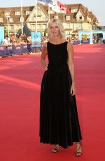 Sandrine Kiberlain At Opening Ceremony of the 44th Deauville American Film Festival on August 31, 2018 in Deauville, France